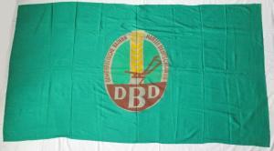 DDR Fahne Flagge DBD demokratische Bauernpartei Deutschlands (135315)
