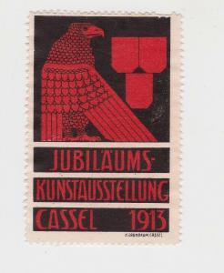 Vignette Jubiläums-Kunstausstellung Cassel 1913 (82956)