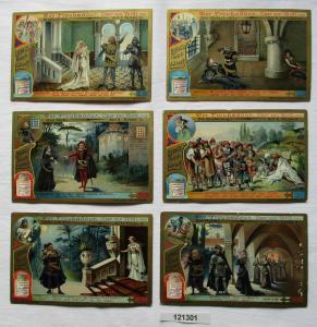 4/121301 Liebigbilder Serie Nr. 659 Der Troubadour - Oper von Verdi 1905