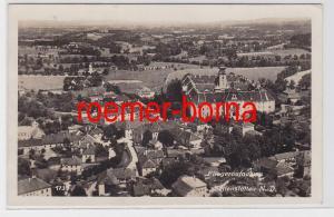 73210 Foto Ak Seitenstätten N.-D. Fliegeraufnahme 1941