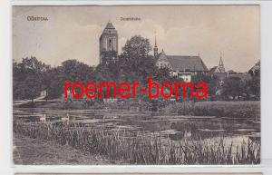 82157 Ak Güstrow Domkirche 1912