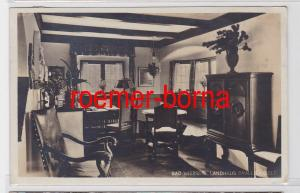 82169 Ak Bad Wiessee amTegernsee Hirschbergstr. Landhaus Dralle Diele 1930