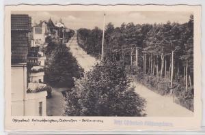 81845 AK Ostseebad Brunshaupten (Kühlungsborn) - Promenaden, Bühlowweg 1950