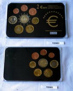 KMS Euro Kursmünzensatz Deutschland BRD 2002 bis 2010 in Stempelglanz (132462)