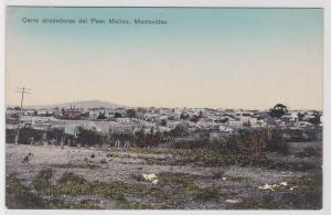 40857 Ak Montevideo Cerro alrededores del Paso Molino 1915