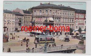 38991 Ak Berlin Potsdamer Brücke um 1910