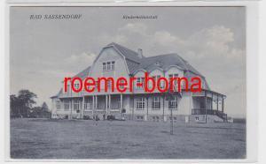 62066 Ak Bad Sassendorf Kinderheilanstalt um 1930