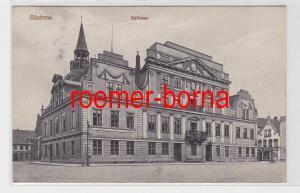 82156 Ak Güstrow Rathaus 1912
