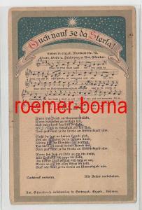 45885 Lied Ak Anton Günther Guck nauf ze da Sterla! um 1925