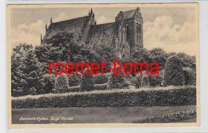 47034 Foto Ak Deutsch Eylau Iława Evangelische Kirche um 1920