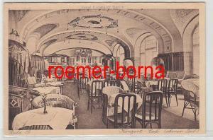 55489 Ak Berlin Hotel Excelsior Konzert-Café oberer Teil 1925
