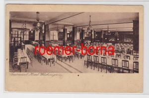 82296 Ak Bremen Speisesaal Hotel Washington 1926