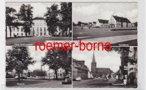 82227 Mehrbild Ak Krefeld Oppum Haus Schönwasser, Korekamp usw. 1972