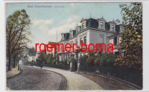 58395 Ak Bad Oeynhausen Ostcorso 1920