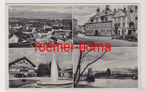 81366 Mehrbild Ak Moorbad Aibling um 1930
