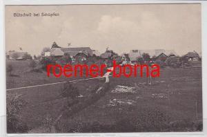 81771 Ak Bütschwil bei Schüpfen Schweiz 1921
