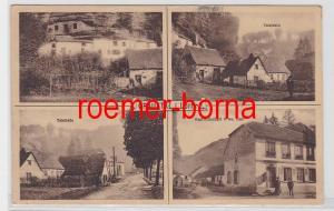 81376 Mehrbild Ak Grauftal in Lothringen Gastwirtschaft Wwe. Hari usw. 1917