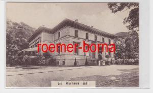 67874 Ak Bad Freienwalde a.d. Oder Kurhaus um 1940