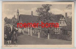 76578 Ak Altenburger Land Gasthof Ponitz 1937