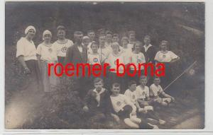 82782 Foto Ak Turnverein Ehrenhain um 1920