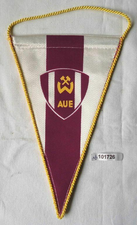 Seltener DDR Wimpel Sportverein Wismut Aue (101726) 0