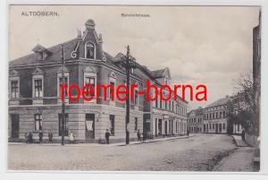 80458 Ak Altdöbern Bahnhofstrasse 1912