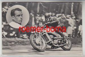 62049 Foto Ak Karl Bodmer Auto Union-DKW um 1940