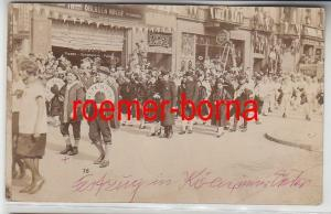 79990 Ak Turnklub Altenburg beim Turnfest in Köln 1928