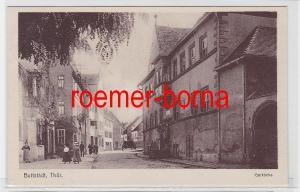 82124 Ak Buttstädt Thüringen Garküche 1927