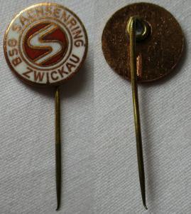 DDR Anstecknadel Sportverein BSG Sachsenring Zwickau (135408)