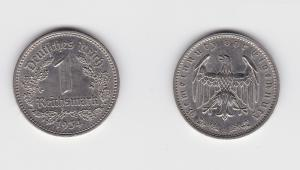 1 Mark Nickel Münze 3.Reich 1934 A, Jäger 354 (135457)