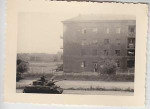 71207 Original Foto Sturmgeschütz in Orel Orjol Russland 2.Weltkrieg 1943