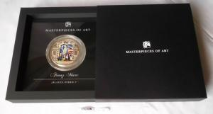 20 $ Cook Inseln 2011 Masterpieces of Art Franz Marc