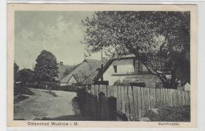 94422 Ak Ostseebad Wustrow in Mecklenburg Dorf-Frieden 1923