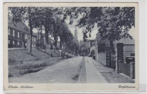 94472 Ak Kloster Malchow Dorfstrasse um 1940