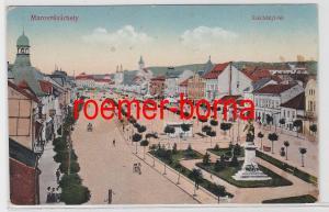 83095 Ak Marosvásárhely Rumänien Széchényi Tér 1917