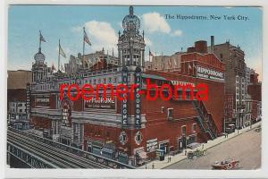 82369 Ak New York City Hippodrome um 1910