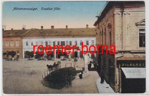 82979 Ak Máramarossziget Rumänien Erzsébet Fötér um 1917