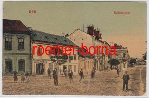 83220 Ak Dés Dej Deesch Rumänien Rákóczi Utca 1912