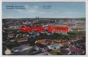 83092 Feldpost Ak Temesvar Ungarn Fabrikstadt Totalansicht 1917