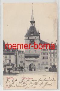 82315 Ak Bern Käfigthurm 1903