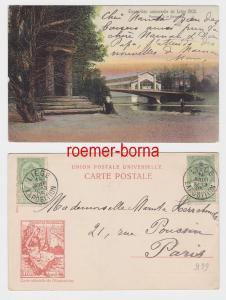 82713 Ak Exposition Universelle de Liege 1905