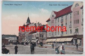 83222 Ak Oradea Mare Nagyvárad Rumänien Plaja Unirli Szt.Lászlo Ter um 1910