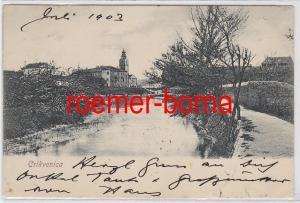 82976 Ak Crikvenica Cirknenz Cirquenizza Kroatien 1903