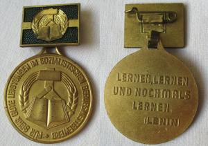 DDR Medaille Für sehr gute Leistungen im sozialist. Berufswettbewerb (134951)