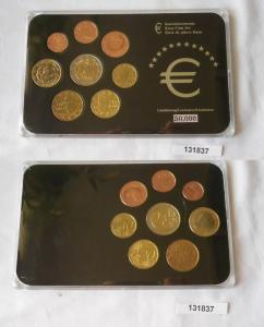 KMS Euro Kursmünzensatz Griechenland 2002 - 2006 in Stempelglanz (131837)