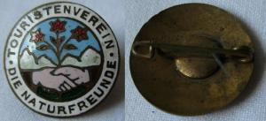 Seltenes Abzeichen Mitgliedsabzeichen Touristenverein Die Naturfreunde (135250)