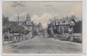 94241 Ak Leipzig Connewitz Coburger Strasse 1908