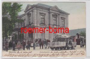 81461 Ak Beucha Restaurant Feldschlösschen 1908
