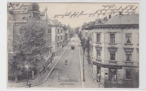 94238 Ak Leipzig Gohlis Wilhelmstrasse 1909